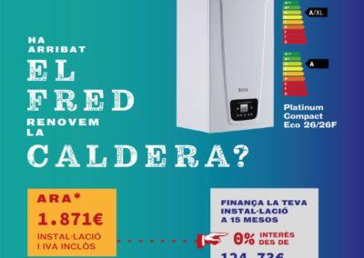 Promoció Calderes