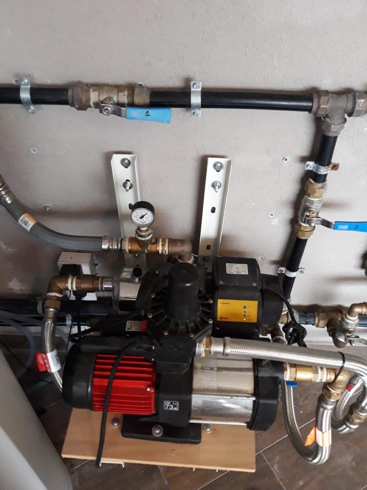 INSTALL - Instalación motores de presión
