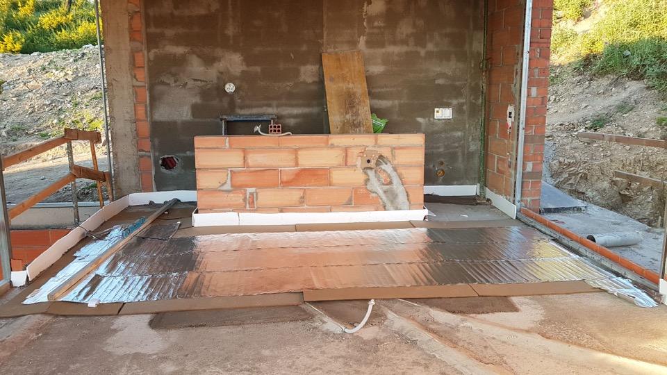 INSTALL - Instalación suelo radiante eléctrico